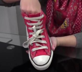 8 formas de atar zapatos