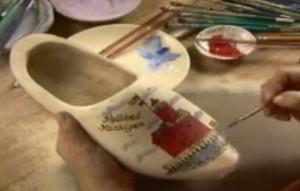Zapatos de Madera Suecos asi se hace