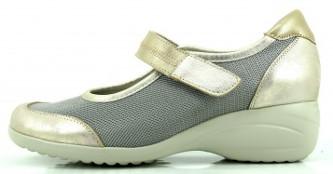 Zapato Pie Santo beige en Dino Zapatos