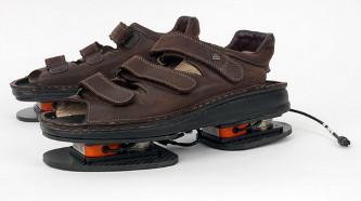 ForceShoe zapatos para astronautas