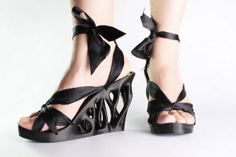 Zapatos impresos en 3D