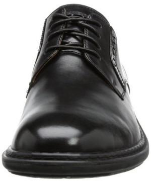 Clarks Un Walk zapatos cordones de cuero