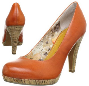 Marco Tozzi shoes tacon mujer