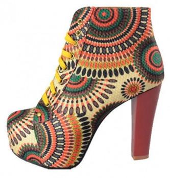 32% de descuento zapato estilo Bohemio