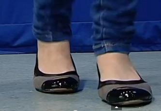 Zapatos al ritmo footloose