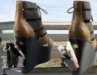 Zapatos de agente secreta